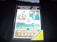 Fleetwood Town v South Liverpool, 1988/89
